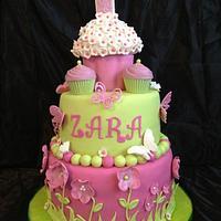 Zara's cake