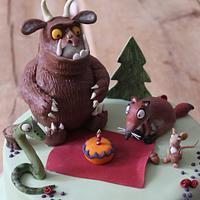 The Gruffalo cake