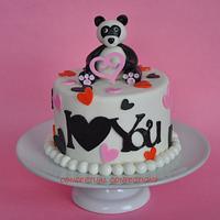 Panda Hearts