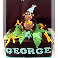 Cheeky Monkey by Mary @ SugaDust