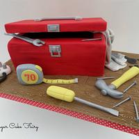 Tool Box for a DIY Enthusiast