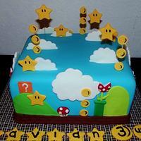 Mario 3 Up by Jaimie Pereira