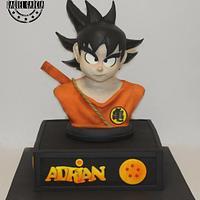 SON GOKU CAKE