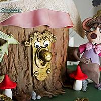 Alice in wonderland by Othonas Chatzidakis
