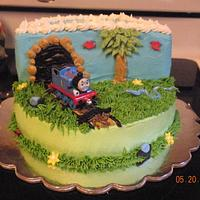 Birthday, Thomas the Train