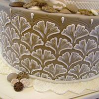 Vintage Cake by Theresa
