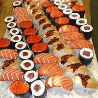 Sushi by Svetlana