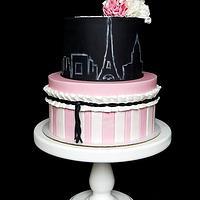 Paris cake..