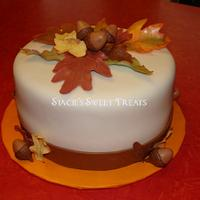 Fall Cake by Naturepixie