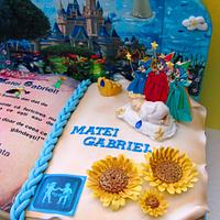 Cake for baby boy... by COMANDATORT