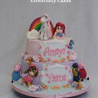 Imagination Cake