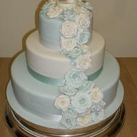 Wedding Cake by David Mason