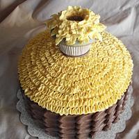 The 'Yurt' Cake