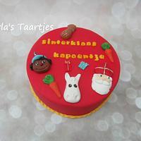 Saint Nicholas Cake