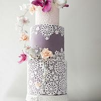 #2 Cake Inspired by Enchanted Garden