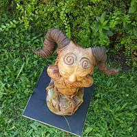 Cakeflix Collaboration Pans Labyrinth