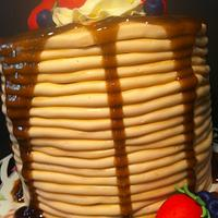 Stack of Pancakes by Nikki Belleperche