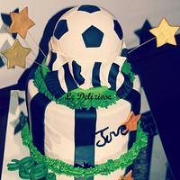 Juventus F.C. cake