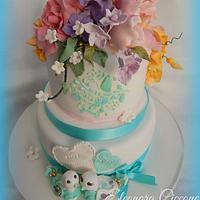 Happy Anniversary cake!!!