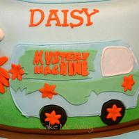 Scooby Doo Cake by Chrissy Rogers
