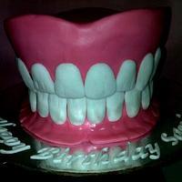 Denture Cake