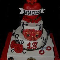 Happy birthday Simona