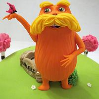 The Lorax - He speaks for the trees!