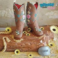 Texas Cowgirl Boots