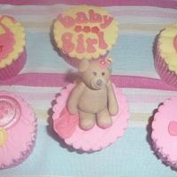 Baby Girl!  by CupNcakesbyivy
