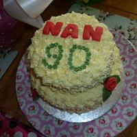 Nan 90th Birthday