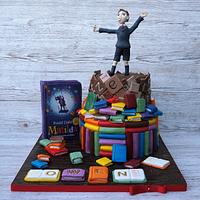 Owen's Matilda Birthday Cake