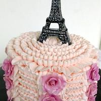 Pink Ruffles by Bliss Pastry