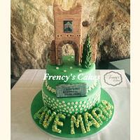 Monumental Cake
