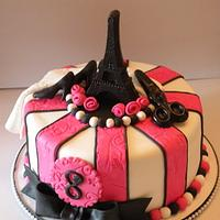 paris fashion design birthday