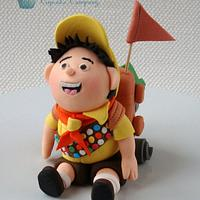 """Russell from Disney's """"Up"""" Movie"""