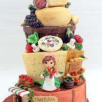 Cake Italian Market