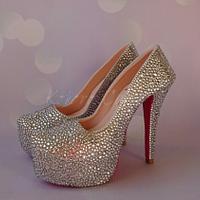 Sugar high heel shoes