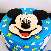 MICKEY MOUSE 🎂
