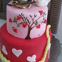 Feed My Love by the cake trend Elizabeth Rodriguez