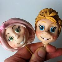 Figure heads