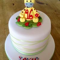 16th birthda cake!