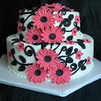 Nacho Momma's Wedding Cake