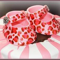 Wild Safari Pink Baby Shower by Ann-Marie Youngblood