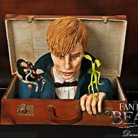 Fantastic Beasts and where to find them. For Primavera de Libro collaboration