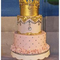 A Royal cake!