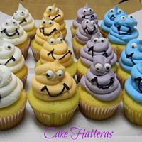 Goofy Cupcakes