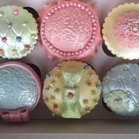 Cakes for a friend by June purdon