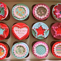 Cupcakes for Granny