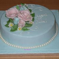 Happy birthday Yulia  by Filomena