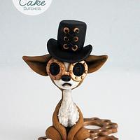 Steampunk Chihuahua